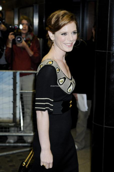 Emilia Fox - The Boy In Striped Pyjamas Premiere, London, 2008-09-11