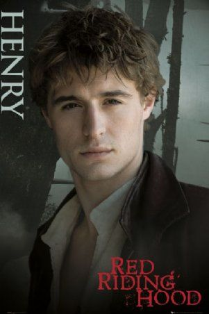 Max Irons Red Riding Hood Poster (2011)