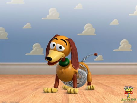 Blake Clark Toy Story 3 Wallpaper
