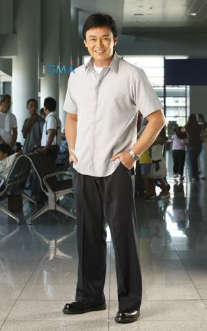 Rey 'PJ' Abellana - Cast Pictorial