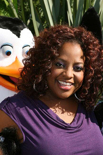 Sherri Shepherd October 26, 2008 - Westwood, CA.  . DreamWorks' Presents The Los Angeles Premiere of MADAGASCAR: ESCAPE 2 AFRICA held at the Mann Village Theater. Photo by Alex Berliner©Berliner Studio/BEImages