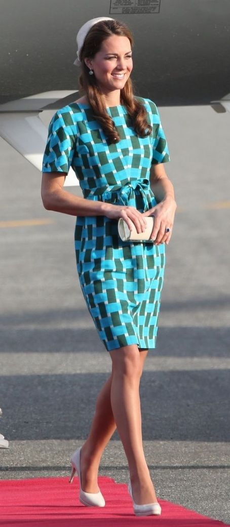 Duchess Kate & Prince William: Governor's Visit in Honiara