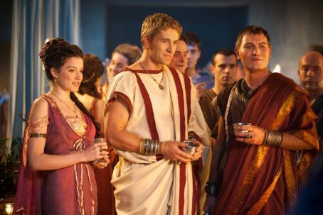 Hanna Mangan Lawrence Spartacus: Vengeance (2010)