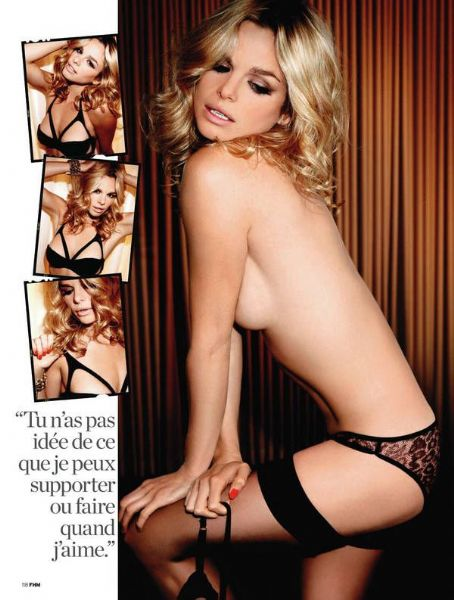 Natasha Gilbert  FHM France November 2010