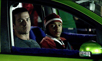 Twinkie Lucas Black and Shad 'Bow Wow' Gregory Moss in Universal Pictures' The Fast and the Furious: Tokyo Drift - 2006