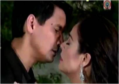 Dawn Zulueta Richard Gomez and