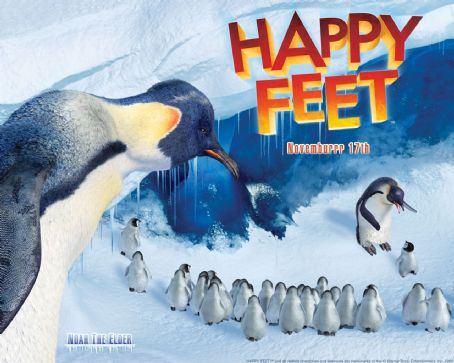 Hugo Weaving - Happy Feet Wallpaper 2006