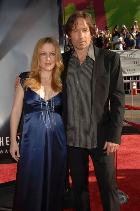 "The X-Files - Gillian Anderson - ""The X Files: I Want To Believe"" World Premiere In Hollywood, July 23 '08"