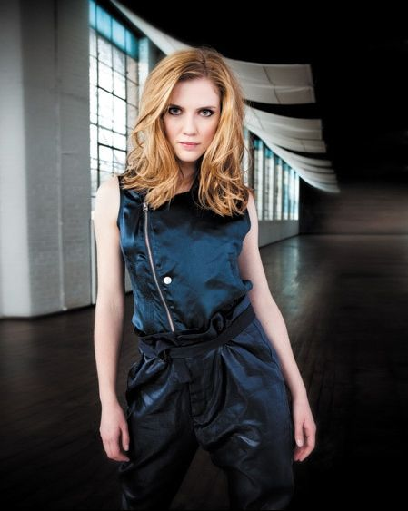 Sara Canning  Photoshoot