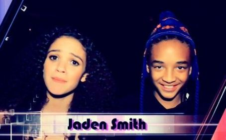 Jaden Smith celebrated 13th birthday with rumored girlfriend, Madison Pettis