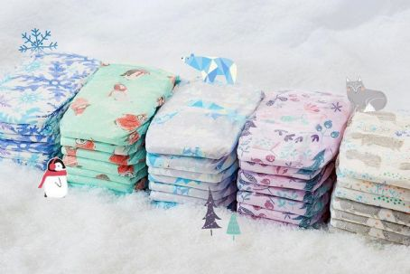Toasty Tushies! Jessica Alba's The Honest Company Releases Adorable Winter Diaper Prints