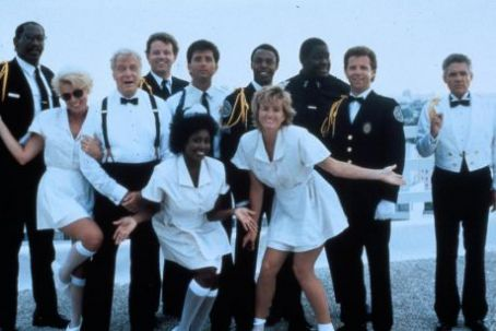 Leslie Easterbrook Police Academy 5: Assignment: Miami Beach (1988)