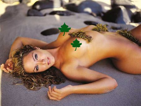 Luize Altenhofen  Playboy Magazine Pictorial December 2001