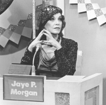 Jaye P. Morgan on THE GONG SHOW 1978