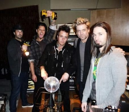 James Michael - James with Papa Roach