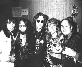 Neil Sedaka May & John with friends