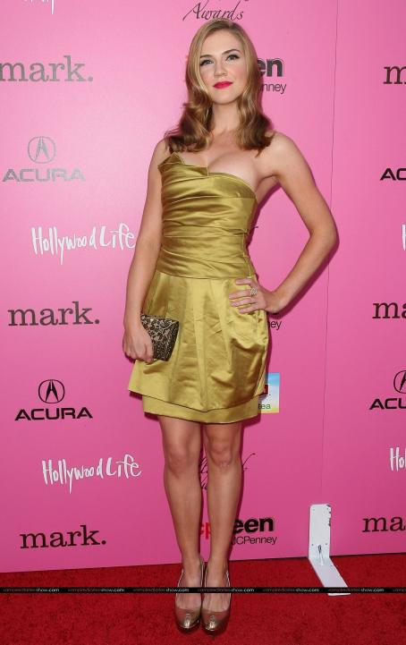 Sara Canning  - 12 Annual Young Hollywood Awards, 13.05.2010