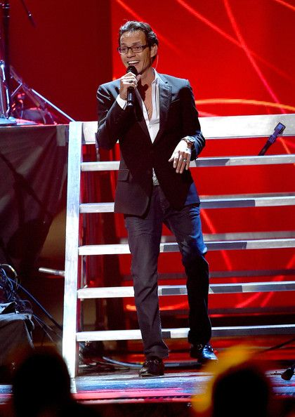 Marc Anthony: 15th Annual Latin GRAMMY 2014 Awards Show