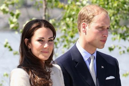 Prince William Windsor - Prince Windsor and Kate Middleton