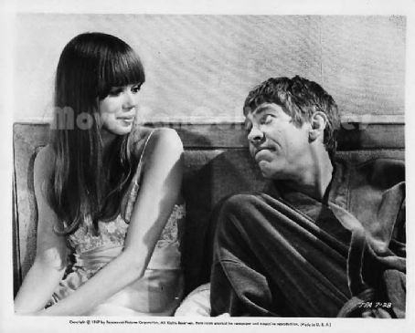 Joan Delaney The President's Analyst 8x10 Photo , James Coburn