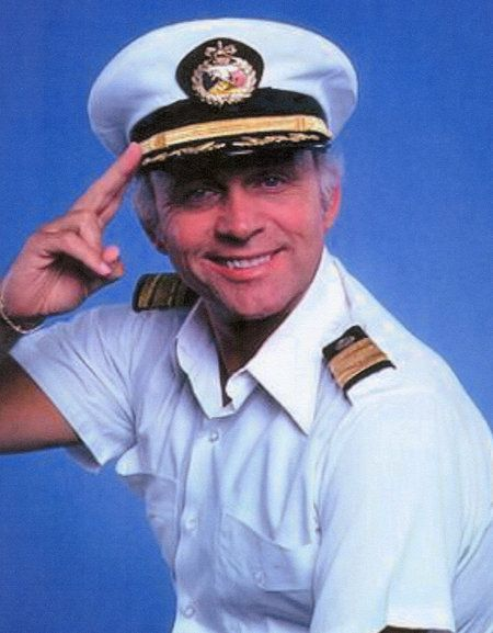 The Love Boat Gavin MacLeod