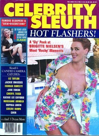 Celebrity Sleuth Magazine [United States] (March 1993)