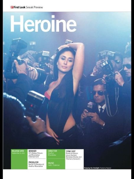 Kareena Kapoor - Filmfare Magazine Pictorial [India] (26 September 2012)