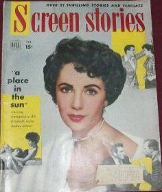 Elizabeth Taylor - Screen Stories Magazine [United States] (February 1951)