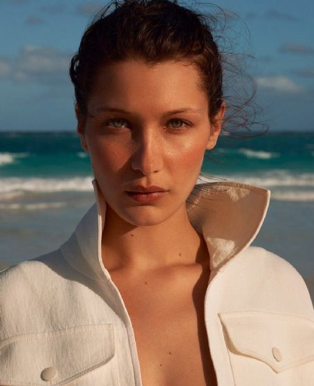 Bella Hadid - Porter Magazine Pictorial [United States] (June 2017)