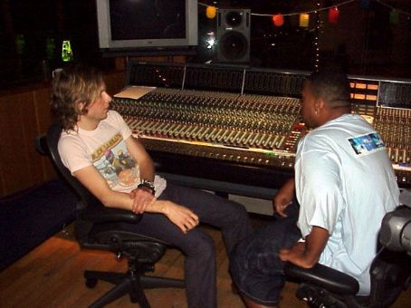 Tim Mosley - Beck and Timbaland