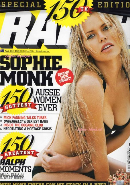 Sophie Monk - Ralph Magazine [Australia] (April 2010)