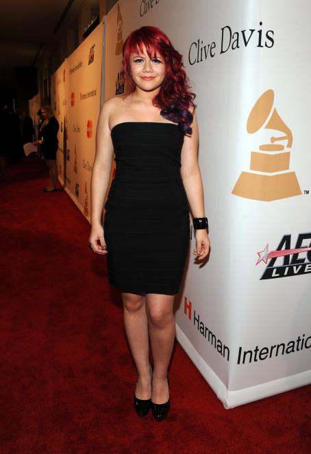 Allison Iraheta - Pre-Grammy Gala & Salute To Industry Icons At Beverly Hills Hilton On January 30, 2010 In Beverly Hills, California