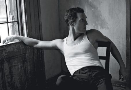Matthew McConaughey - Details Magazine Pictorial [United States] (April 2013)