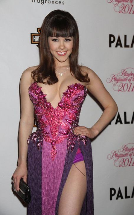 Claire Sinclair  Named 2011 Playmate of the Year