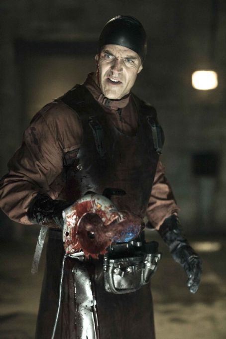 Richard Burgi Todd () in HOSTEL PART II. Photo credit: Rico Torres / Lionsgate
