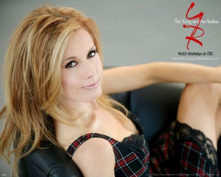 Tracey E. Bregman The Young and the Restless (TV Series) Wallpaper