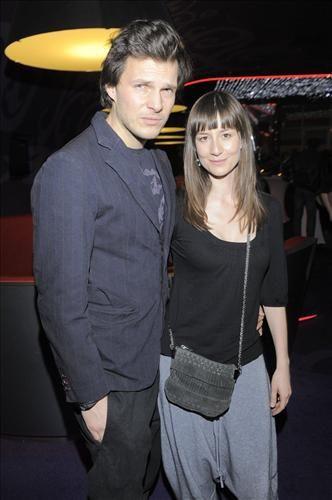 Maja Ostaszewska and Michal Englert | Michal Englert Picture ...