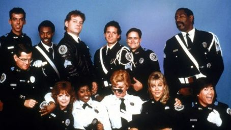 David Graf Police Academy 3: Back in Training (1986)