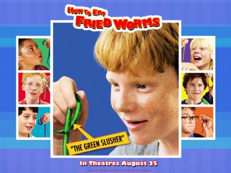 Adam Hicks How To Eat Fried Worms Wallpaper - 2006