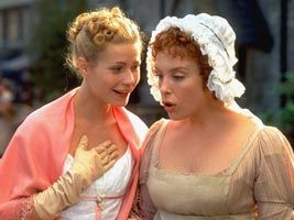 Gwyneth Paltrow and Toni Collette in Emma (1996)
