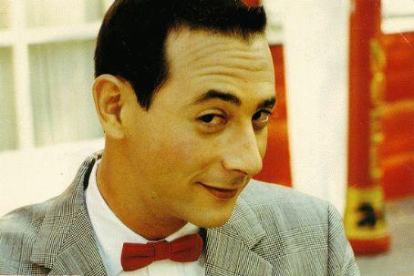Paul Reubens Sly Look