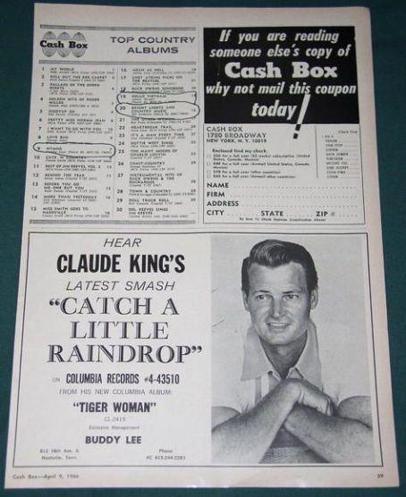 Claude King