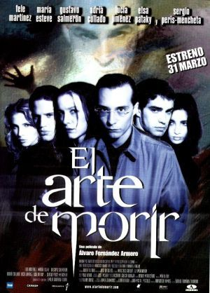 The Art of Dying (2000) Poster