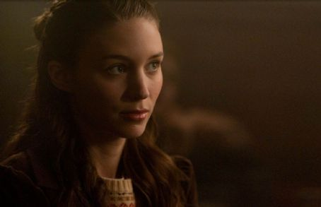 Erica Albright Rooney Mara star as  in Columbia Pictures' 'The Social Network.'