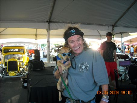Butch Patrick  & Lucky at Peppermill during Hot August Nights Aug 2009