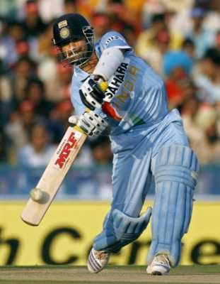 Sachin Tendulkar One Day Shot Selection