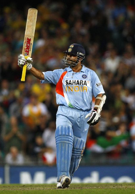 Sachin Tendulkar - One Day Shot Selection