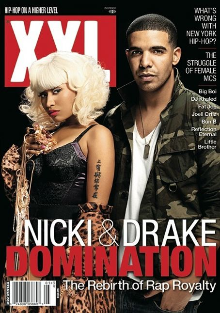 Drake - XXL Magazine [United States] (May 2010)