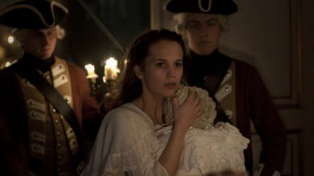 Alicia Vikander A Royal Affair