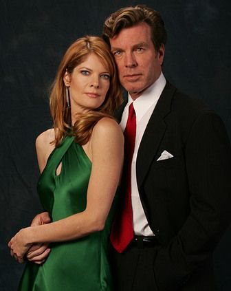 Michelle Stafford Peter Bergman and